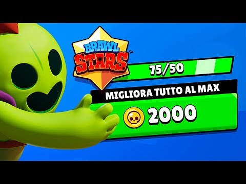 SPENDO 2000 CASH e POTENZIO TUTTO! - Brawl Stars