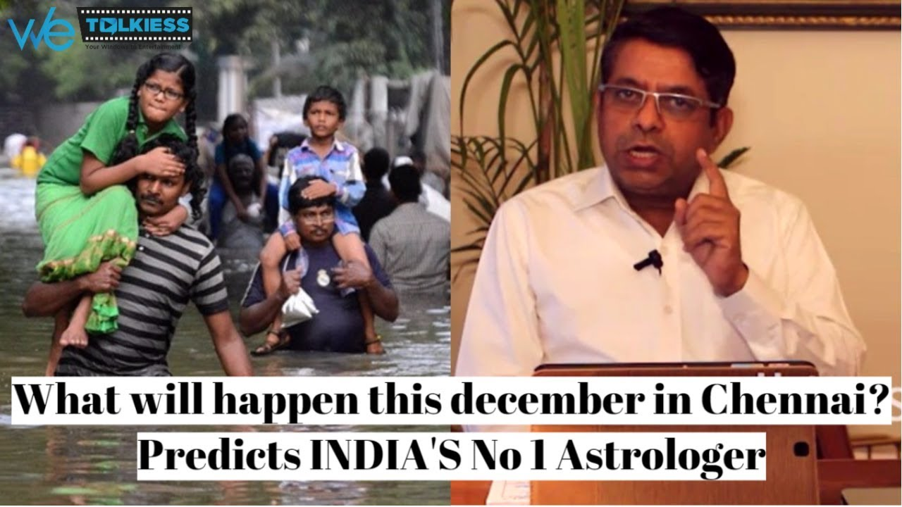 shelvi astrologer chennai rain