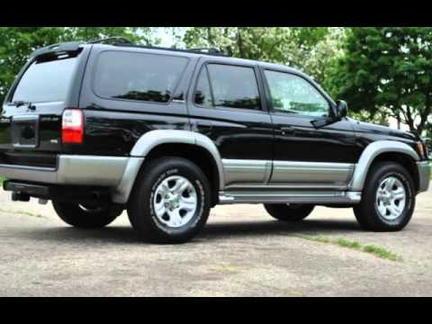 2001 Toyota 4Runner Limited For Sale In FLUSHING, MI