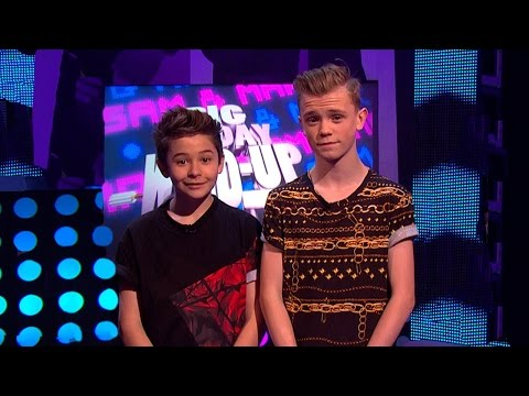 Bars and Melody - I.L.Y. (I Love You) - Live Performance - Sam & Mark's Big Friday Wind Up