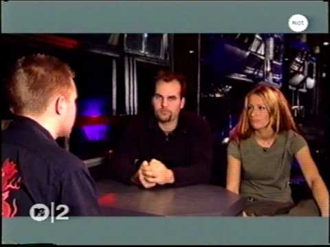 Guano Apes The Riot show UK interview 2001