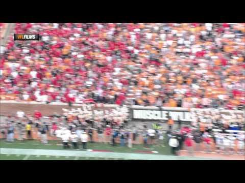 Evan Berry 46-yard kickoff return - Tennessee vs. Georgia (10.10.15)