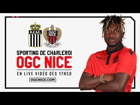 Sporting de Charleroi - OGC Nice