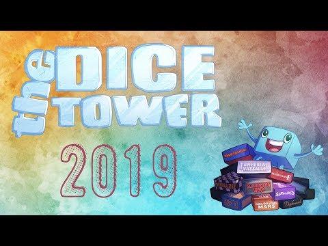 The Dice Tower Kickstarter - 2019