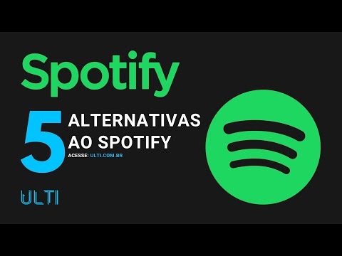5 Alternativas ao Spotify