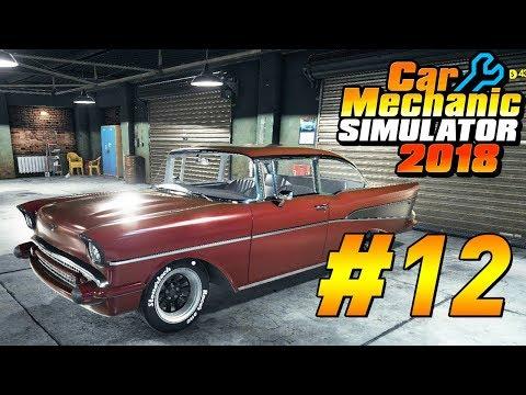Tuning DLC zdarma, Chevrolet Bel Air  -  Car Mechanic Simulator 2018 #12