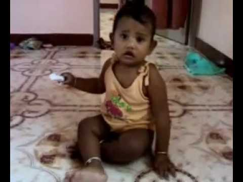 Baby funny videos in Tamil 2 - YouTube