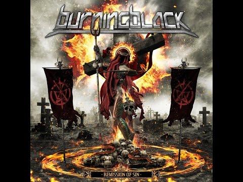 Burning Black - Flag of Rock