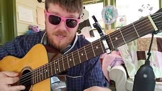 Lauv, Troye Sivan - i'm so tired... // easy guitar tutorial beginner