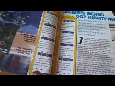 Anciens Magazines de jeux video 2003-2011
