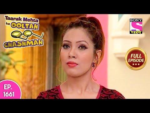 Taarak Mehta Ka Ooltah Chashmah - Full Episode 1661 - 13th January, 2019
