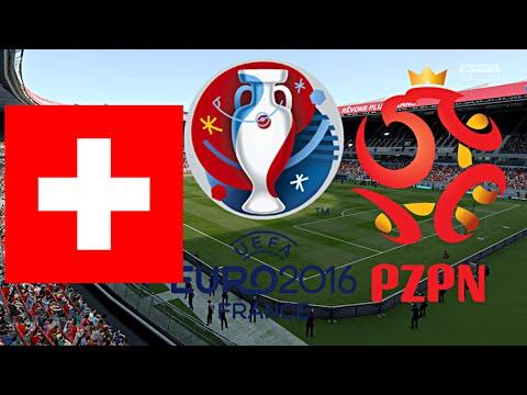 Schweiz Polen Achtelfinale