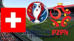 SCHWEIZ vs. POLEN | ACHTELFINALE | EURO 2016 FRANKREICH ◄EM #22►