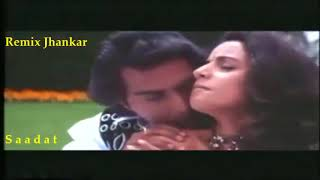 Nigahein Mila Kar Nigahein Jhukana Jhankar, Jaan E Tamanna1994, Jhankar song Frm SAADAT