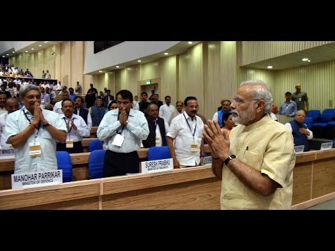 PM Modi inaugurates NITI Aayog's maiden annual lecture on Transforming India