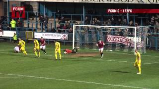FC United of Manchester vs Frickley Athletic - Highlights