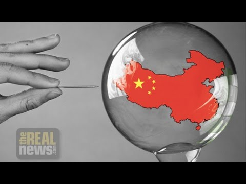 Chinese Debt Bubble About to Burst