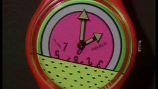 Kultobjekt Swatch-Uhr