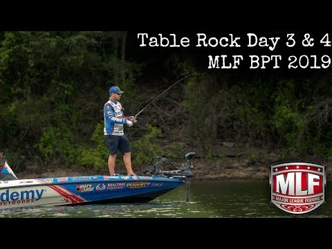Stage 6 Final 2 Days Table Rock Lake MLF BPT