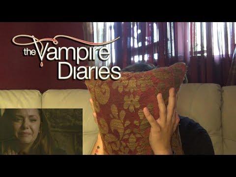 The Vampire Diaries - Season 5 Episode 22 FINALE (REACTION) 5x22 Home