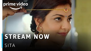 Sita Telugu Movie | Stream Now | Sai Sreenivas Bellamkonda, Kajal Aggarwal | Amazon Prime Video