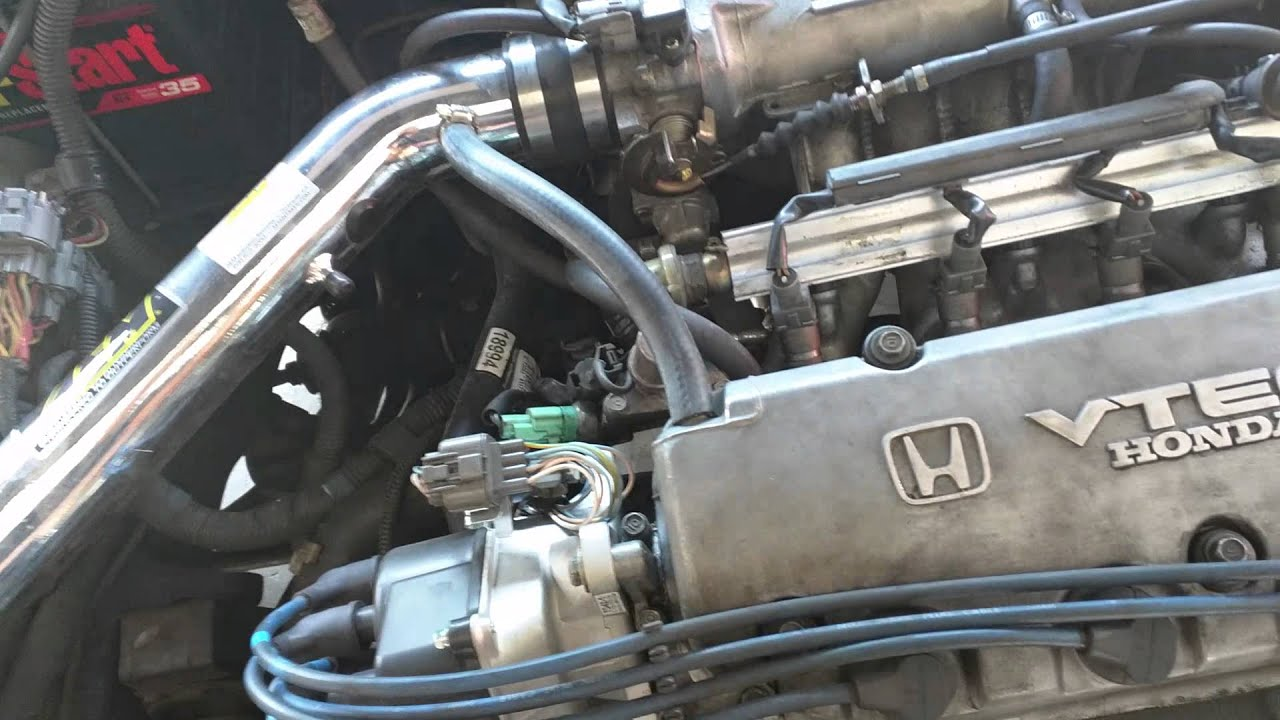 1992 Honda Civic Cold Air Intake