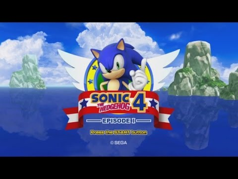 Let's Play Sonic the Hedgehog 4: Episode 1! (Part 1)