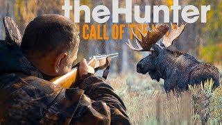 СТРИМ С ОХОТЫ НА ДИЧЬ TheHunter Call of the Wild