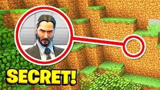 Minecraft : We Found JOHN WICKS SECRET BASE! (Ps3/Xbox360/PS4/XboxOne/PE/MCPE)
