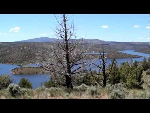Ochoco state scenic viewpoint prineville oregon doovi for Prineville reservoir fishing