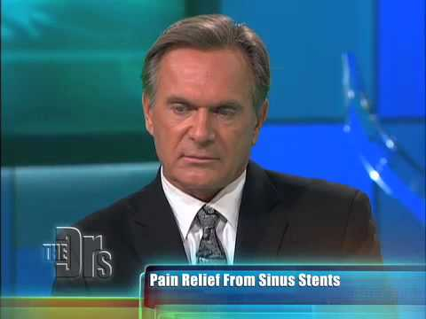The Doctors - Stents For Sinus Relief