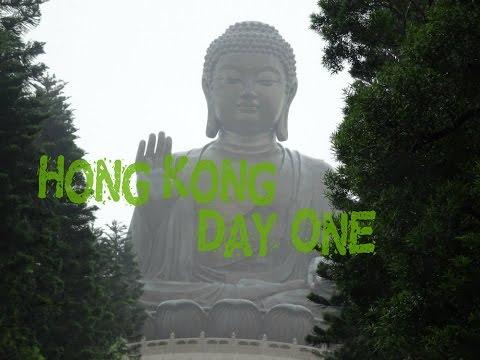 Ngong Ping 360, Tian Tan Buddha,  Po Lin Monastry, Hong Kong Day 1