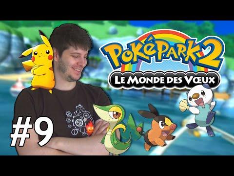 PokéPark 2 : le Monde des Voeux [EP9]