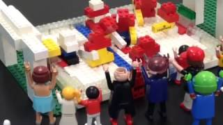 Hockey Demolition (Make Your Own LEGO® Movie)