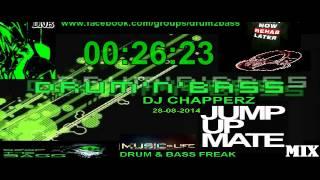 JUMP UP DNB MIX  28-8-14