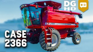 What's Inside A Combine? How To Buy A Case IH 2366 #HowItWorks