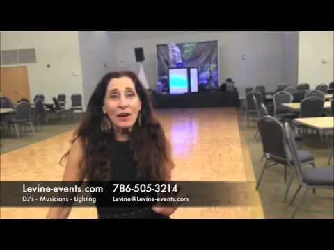 Review Testimonial - Amazing Bar Mitzvah In HZollywood, Florida - Temple Beth El - Levine Events