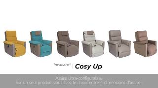 Fauteuil releveur Invacare Cosy Up 2018