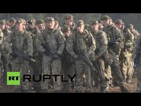Lithuania: Iron Sword NATO drills get underway