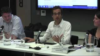 John Prideaux, Homepage Editor, The Economist - The future of think tank communications