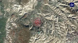 هزات أرضية جديدة تضرب بحيرة طبريا - (27-7-2018)