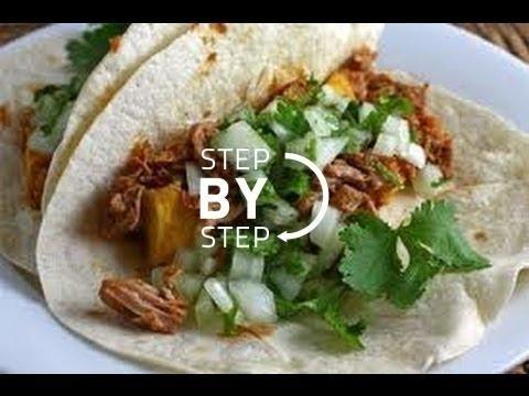 Pulled Pork Tacos Pulled Pork Slow Cooker Crock Pot Pulled Pork Tacos Pulled Pork Tacos Recipe