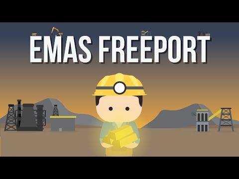 Berapa Banyak Emas Yang Ada Di Freeport?