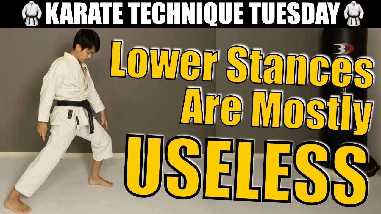 Lower Stances Without This Hidden Detail Is USELESS // Technique Tuesday Episode #3