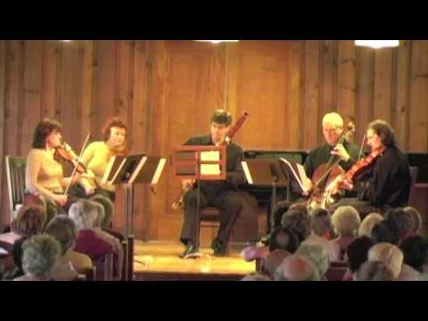 Platt: Quintet for Bassoon and Strings, Op.14 Mvt. 3 -