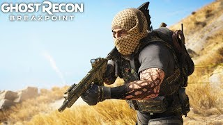 Ghost Recon Breakpoint INCREDIBLE 416 ASSAULT SPECIAL! Ghost Recon Breakpoint Free Roam - Part 54