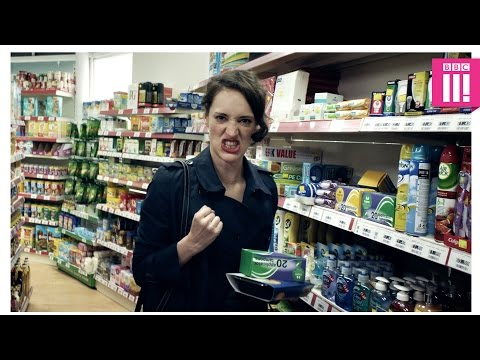 Hot corner shop action - Fleabag: Episode 2 - BBC Three
