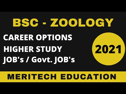BSC Zoology ll Details ll Career Opportunities ll Jobs ll Colleges ll Msc