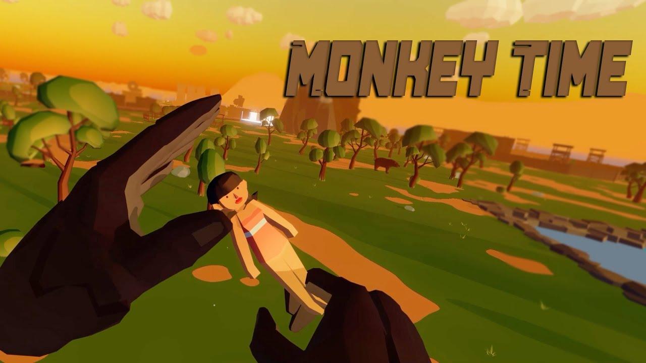 I Devolved to Monkey