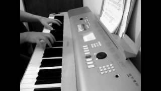 Regina Spektor - Man of a Thousand Faces (Piano Cover)